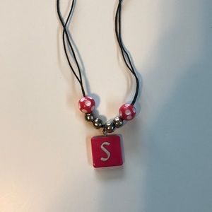 Other - 'S' necklace